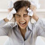 Негативные эмоциональные состояния